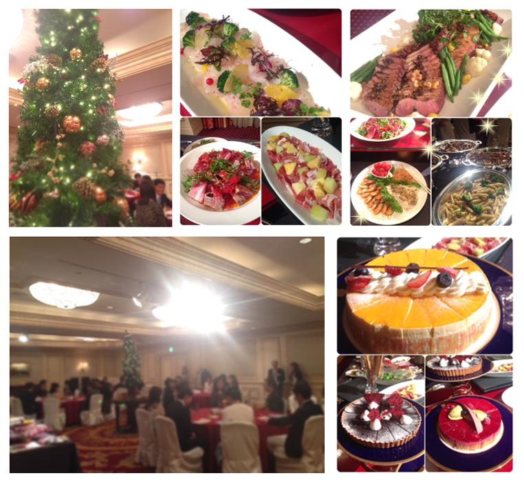 2016年12月11日(日)に開催されましたクリスマスパーティーのご報告 イメージ